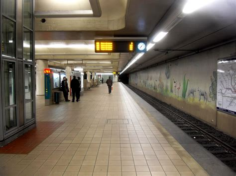 Ubahn Ist, Wo Ubahn Draufsteht Wwwbahninfoforumde