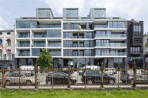 Apartments Jordaenskaai Antwerp  Crepain Binst
