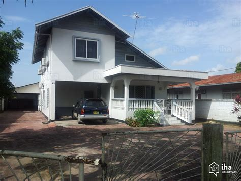 Huis Te Huur In Suriname by Huis Te Huur Op Een Luxe Perceel In Paramaribo Iha 10494