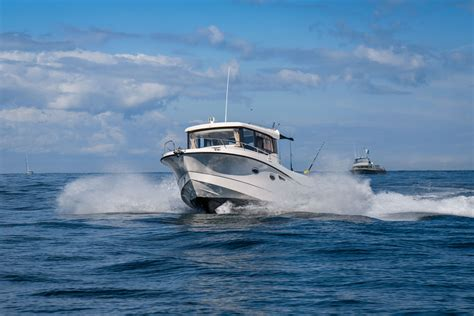 Boat Fishing Spots Sydney Harbour by Arvor 905 Sportsfish Review Boatadvice Au Sydney
