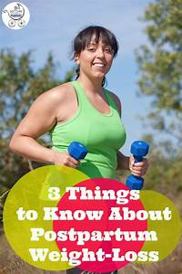 Three Things to Know About Postpartum Weight-Loss ...