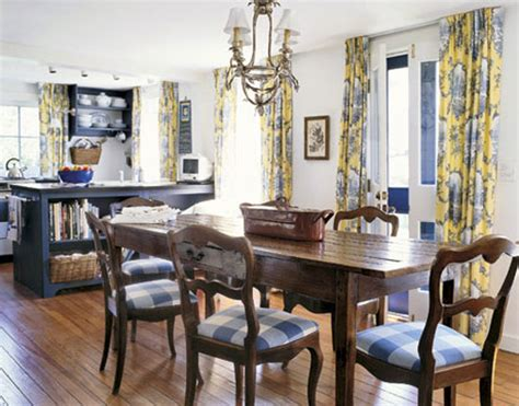 country style dining room decorating ideas