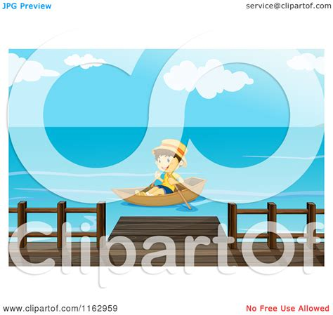 Cartoon Boat Dock by Boats At Dock Clipart Clipground