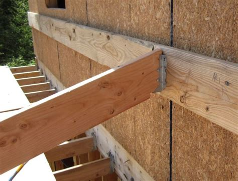 sloped joist hanger search workshop projects