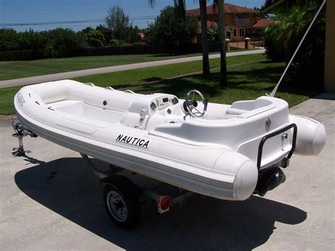 Inflatable Boat Jet by Nautica Inflatable Xp 14 Ft Jet Boat 2011 For Sale For