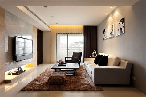 Minimalist Design Ideas : Modern Minimalist Decor With A Homey Flow