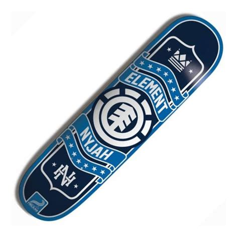 element skateboards element nyjah huston banner helium