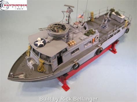 Swift Boat Rc Model by Pcf Swift Boat 1 35th Scale Masterpiece Models