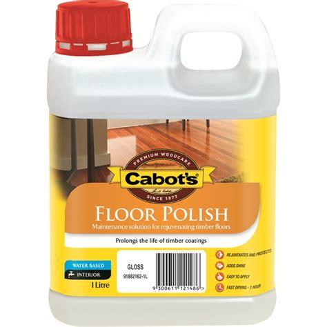 cabot s 1l floor bunnings warehouse
