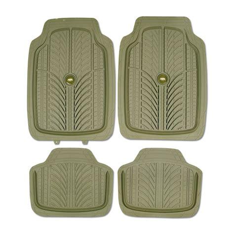 ducatillon 4 tapis de protection pour voiture loisirs et nature