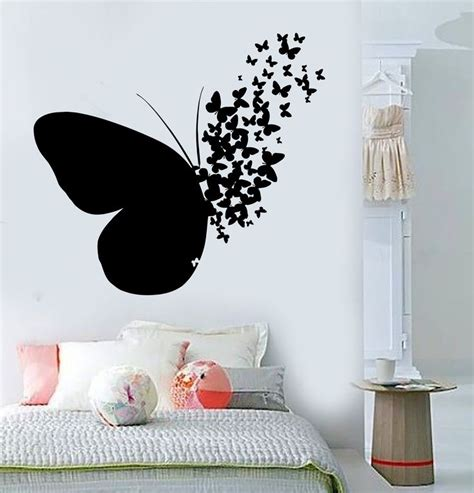 best 25 butterfly wall decals ideas on butterfly nursery nursery wall decals and