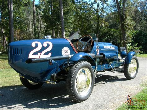 Boat Tail Car For Sale by Rare 1929 Marmon Boat Tail Race Car