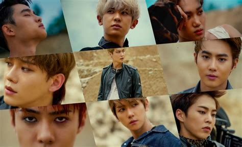 Exo Gives First Look Of First Ot9 Comeback In Almost Two