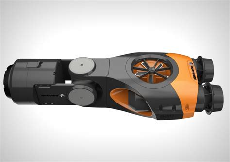 Under Boat Camera by If Drones Operated Under Water Yanko Design