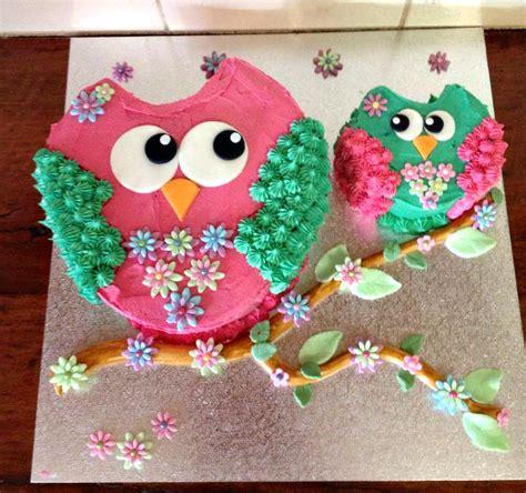 owl birthday cake adorable owl themed birthday cakes sassy dealz