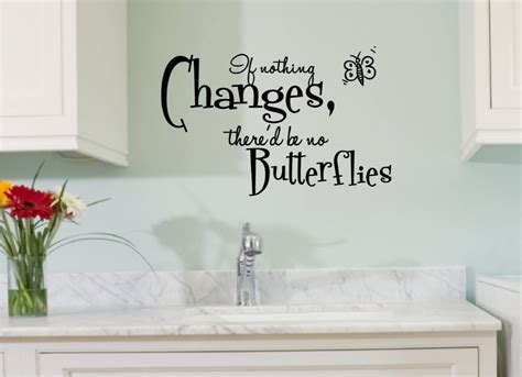image gallery inspirational words wall