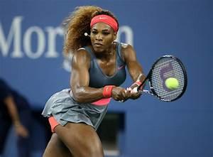 Serena Williams in Serena Williams v Francesca Schiavone ...