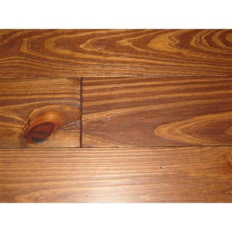 blc hardwood flooring homestead wirebrushed pine 3 4 in x 5 1 8 in wide x random length