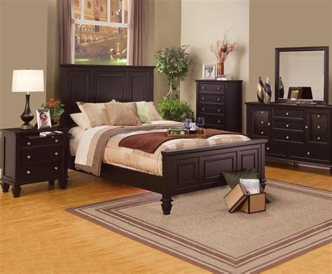 Sandy Beach Cappuccino Bedroom Set From Coaster (