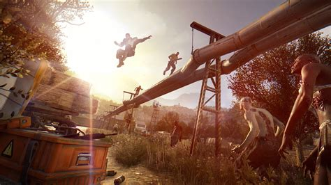 Dying Light The Following Review  Zombies In The Country