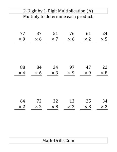 Worksheet Multiplication 3 Digits  3 Digit By 2 Multiplication Worksheet Copy Of Single
