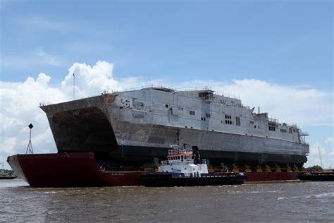 Catamaran Builders In India by Austal Delivers Expeditionary Fast Transport 6 To U S