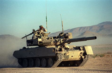 The Us Army Is Searching For A New Light Tank The