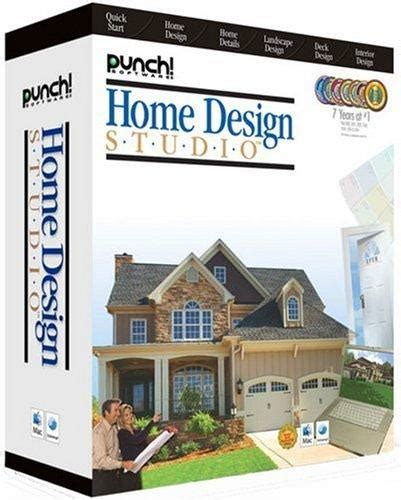 Punch! Home Design Studio File Extensions