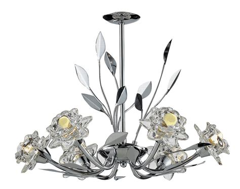 tp24 piccadilly covent garden 6x3w led pendentif chrome