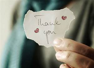 Tricky Topics: Business Etiquette for Thank-You Notes ...
