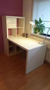 Ikea Schreibtisch Mit Regal : ikea regal mit schreibtisch ~ Markanthonyermac.com Haus und Dekorationen