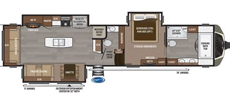 new 2018 keystone montana 3921fb fifth wheel oklahoma city ok leisure time rv rv sales ok and
