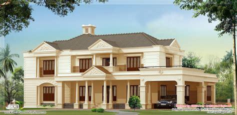 4 Bedroom Luxury House Design