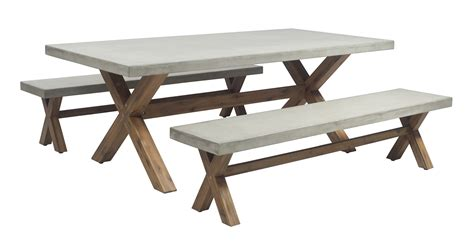 Rhodes 2m Poly Cement Dining Table With Bench Seats Reclaimed Wood Flooring Aberdeen Textured Glueless Laminate - Chestnut Hardwood Roseville Mn Shops Fyshwick Erie & Products West Lorne On Vinyl Gray Floor To Carpet Transition Strip Find Old Tile