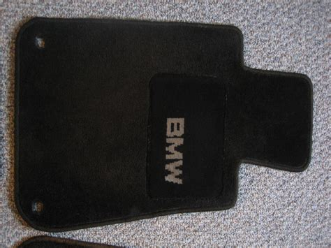 used original bmw convertible floor mats r3vlimited forums