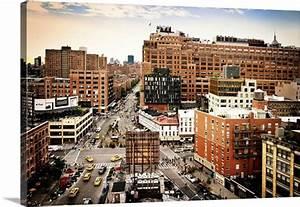 Chelsea District, Manhattan, New York Photo Canvas Print ...