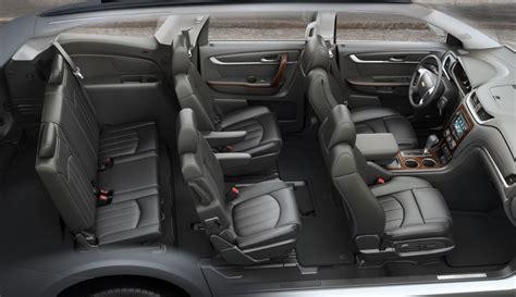 2017 Chevy Traverse Interior  2018  2019  2020 New Cars