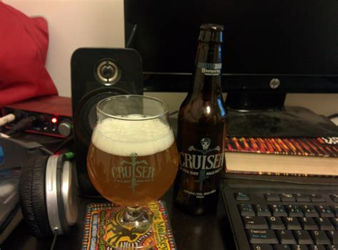 Cruiser All Day Pale Ale by Cruiser All Day Pale Ale By Amsterdam Brewery A Review