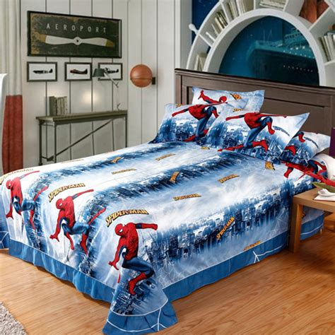 Home › Shop By Size › Queen › Spiderman Bedding Set Queen Size