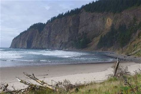 South Beach (cape Lookout)  Hiking In Portland, Oregon
