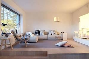 Vorhänge Modern Wohnzimmer : moderne wohnzimmer ~ Markanthonyermac.com Haus und Dekorationen
