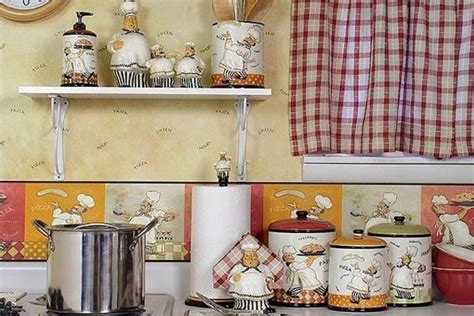 chef kitchen decor for your lovely kitchen decolover net