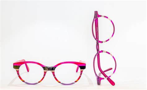 une collection de lunettes color 233 es originales uniques vision et cr 233 ation