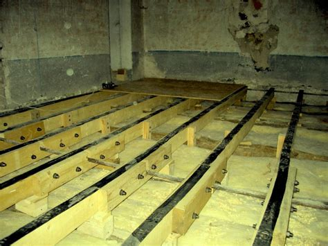 faire un plancher en bois