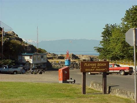 Public Boat Launch Vancouver by Fleming Beach Boat Launch In Esquimalt Victoria Bc