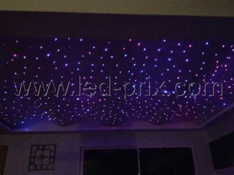 ciel 233 toil 233 en fibre optique au plafond le tutoriel vid 233 o