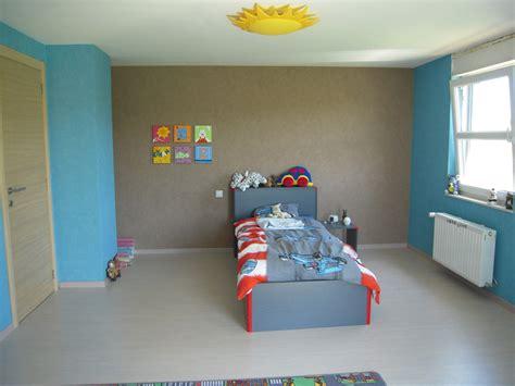 indogate peinture bleu chambre fille