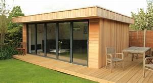 Gartenhaus Mit Glasfront : spa garden rooms home ~ Markanthonyermac.com Haus und Dekorationen