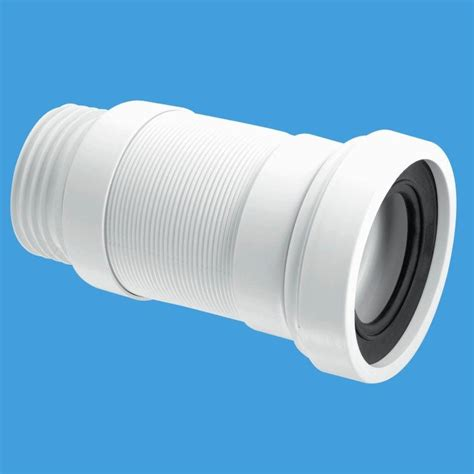 mcalpine 3 1 2 outlet toilet pan connector plumbers mate ltd