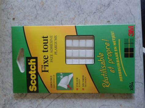 pastilles de p 226 te adh 233 sive blanche fixe tout tous les produits pap 232 terie fournitures de